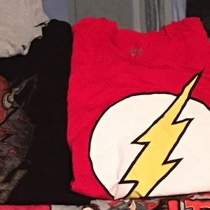 Men's Graphic T-shirt Flash 2XL
